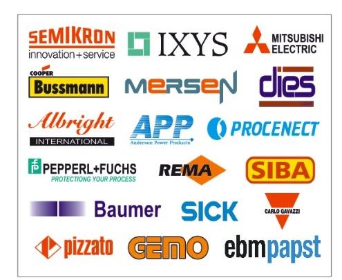Satışını yaptığımız markalar