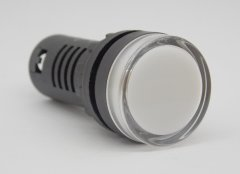 Sinyal Lambası AD16-22D/W 24V 22mm Beyaz